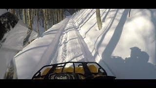 6. Can-am Outlander 570 snowy ride, Spring 2018 \\GOPRO HERO 5