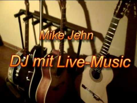 Mike Jehn - DJ mit Live-Music