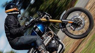 10. Triumph Scrambler 1200 XC/XE Frist Ride Review