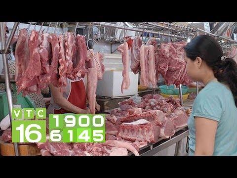 Dịch tả lợn Châu Phi, không nên lo sợ tẩy chay thịt lợn | VTC16 - Thời lượng: 2 phút, 12 giây.