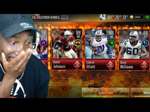 PULLING INSANE ELITES IN MADDEN MOBILE 19 OVERDRIVE PACK OPENING GAMEPLAY! Ep. 4