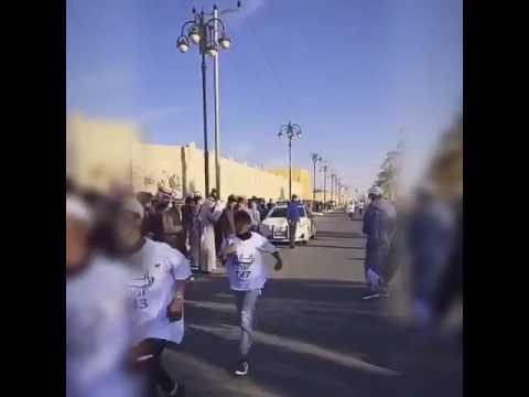 فيديو سباق اختراق الضاحية 2017م ببقعاء