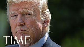 "President Donald Trump is barring transgender people from serving in the military ""in any capacity,"" citing ""tremendous medical costs and disruption.""Subscribe to TIME ►► http://po.st/SubscribeTIME Get closer to the world of entertainment and celebrity news as TIME gives you access and insight on the people who make what you watch, read and share.https://www.youtube.com/playlist?list=PL2EFFA5DB900C633F Money helps you learn how to spend and invest your money. Find advice and guidance you can count on from how to negotiate, how to save and everything in between.https://www.youtube.com/playlist?list=PLYOGLpQQfhNKdqS_Wccs94rMHiajrRr4W Find out more about the latest developments in science and technology as TIME's access brings you to the ideas and people changing our world.https://www.youtube.com/playlist?list=PLYOGLpQQfhNIzsgcwqhT6ctKOfHfyuaL3 Let TIME show you everything you need to know about drones, autonomous cars, smart devices and the latest inventions which are shaping industries and our way of livinghttps://www.youtube.com/playlist?list=PL2862F811BE8F5623 Stay up to date on breaking news from around the world through TIME's trusted reporting, insight and accesshttps://www.youtube.com/playlist?list=PLYOGLpQQfhNJeIsW3A2d5Bs22Wc3PHma6CONNECT WITH TIMEWeb: http://time.com/Twitter: https://twitter.com/TIMEFacebook: https://www.facebook.com/time Google+: https://plus.google.com/+TIME/videosInstagram: https://www.instagram.com/time/?hl=enMagazine: http://time.com/magazine/Newsletter: time.com/newsletterABOUT TIMETIME brings unparalleled insight, access and authority to the news. A 24/7 news publication with nearly a century of experience, TIME's coverage shapes how we understand our world. Subscribe for daily news, interviews, science, technology, politics, health, entertainment, and business updates, as well as exclusive videos from TIME's Person of the Year, TIME 100 and more created by TIME's acclaimed writers, producers and editors. President Trump Announces Transgender People Can't Serve In U.S. Military In 'Any Capacity'  TIMEhttps://www.youtube.com/user/TimeMagazine"