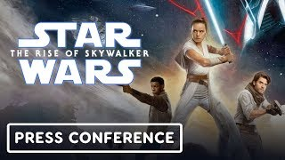 Star Wars: The Rise of Skywalker - Global Press Conference - Part 1 by IGN
