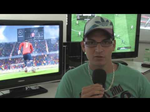 FIFA 11 - NEW Gameplay & Reportage HD