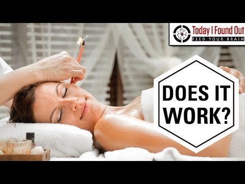 Does Ear Candle Earwax Removal Actually Work