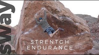 Best Strength Endurance Exercises For Climbers | Climb With Sway by  WeDefy