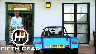 Fifth Gear: Medical Courier In A Caterham Road Sport 175SV by Fifth Gear