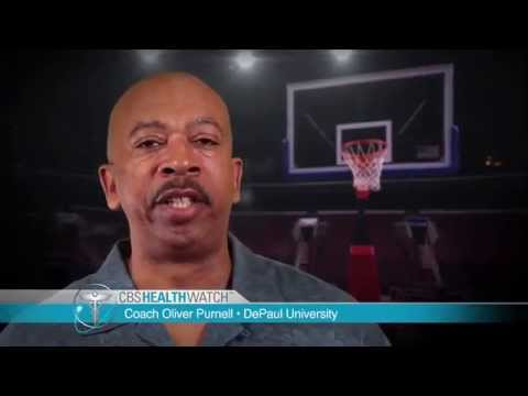 CBS Health Watch 2014 Stop Colon Cancer Now - Coaches Speak video still frame