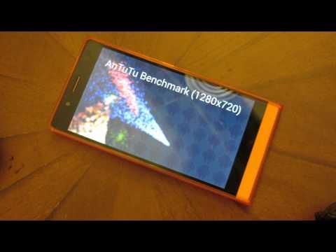 BLU Life 8 XL (2015) - AnTuTu System Benchmark Test