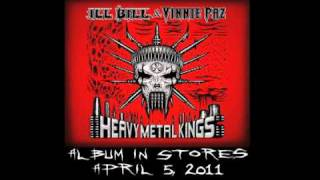 "Heavy Metal Kings (ILL Bill x Vinnie Paz) - ""Keeper Of The Seven Keys"""