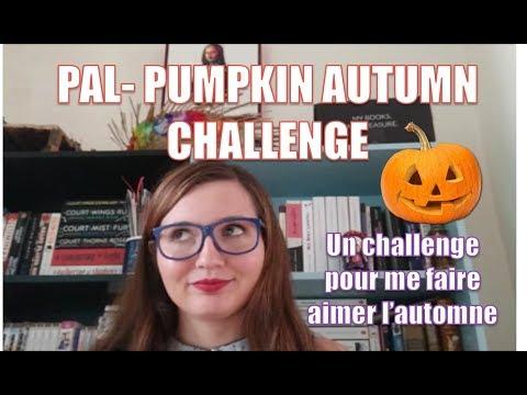 PAL -  Pumpkin Autumn Challenge