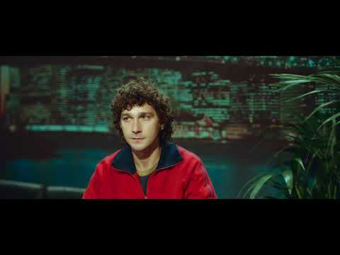 "Borg - Filmklipp #2 - ""John McEnroe"""