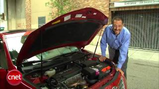 CNET- 2009 Toyota Camry Hybrid Review
