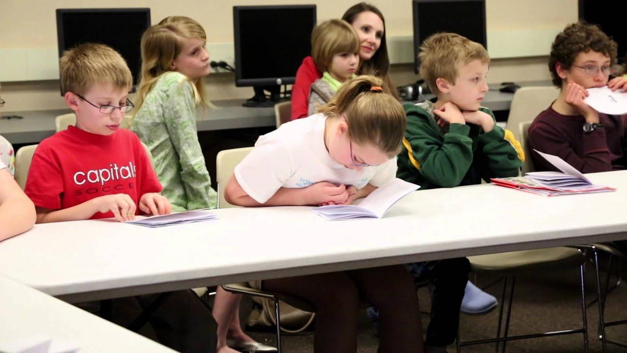 Students publish book through writers program