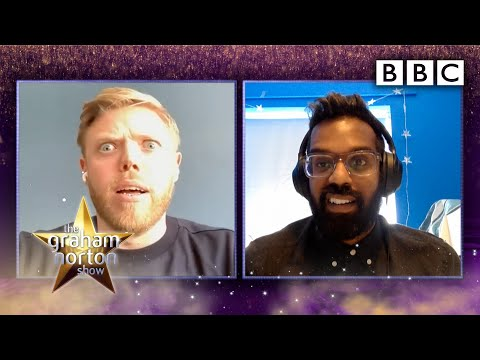 Why Romesh Ranganathan REFUSES to travel with Rob Beckett | The Graham Norton Show - BBC