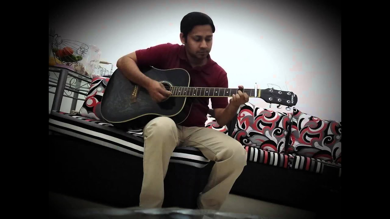 """Aashiyan"" Hindi Song (Guitar Cover) – Barfi"
