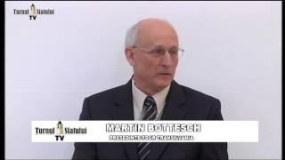Fostul președinte al Consiliului Județean Sibiu, Martin Bottesch, anunță că nu-și dorește un nou man