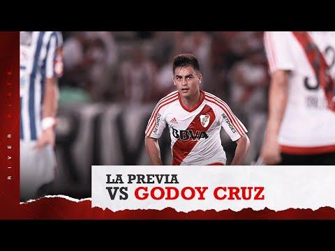 La previa  grandes goles de River a Godoy Cruz