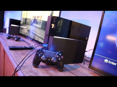 PlayStation 4 Themed Apartment 4 Created by Sony France