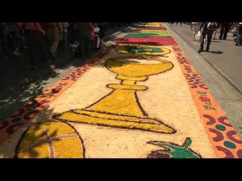 La alfombra más grande