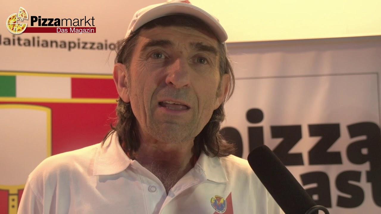 Graziano Bertuzzo Pizza WM 2017 Parma