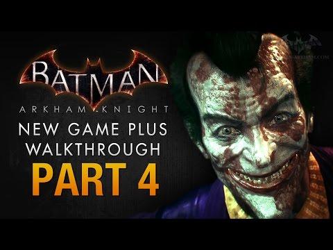 Batman: Arkham Knight Walkthrough - Part 4 - An Old Friend