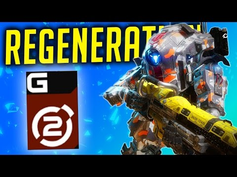 TITANFALL 2 - Time To Regenerate Pilot & Start Gen 2 | Titanfall 60FPS (Xbox One) Gameplay