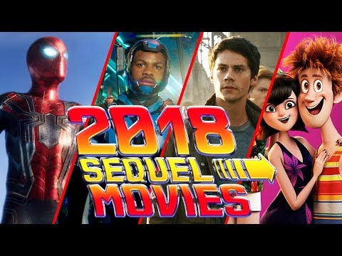 Best Upcoming 2018 Sequel Movies You Can't Miss - Trailer Compilation