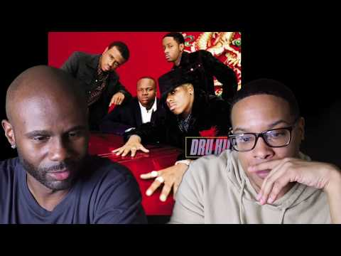 Dru Hill - 5 Steps (REACTION/REVIEW!!!)