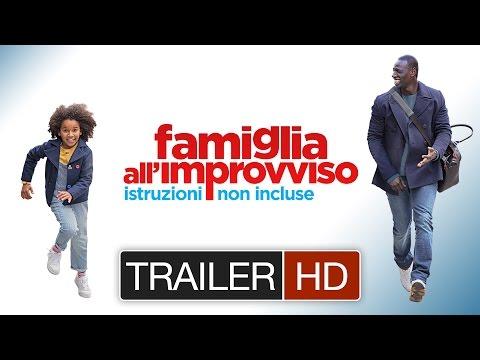 Preview Trailer Famiglia All'Improvviso- Istruzioni Non Incluse, trailer italiano ufficiale