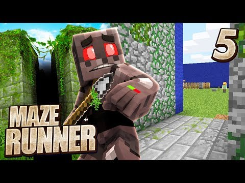 runner - Welcome to episode 5! Minecraft Maze Runner is a mini-game where you must kill all of the enemy teams whilst protecting your princess and staying clear of the enemy grievers. Straub: http://youtub...
