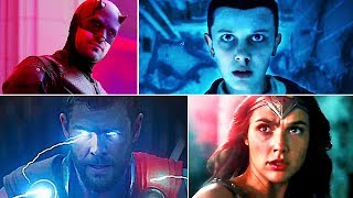 COMIC CON 2017 Trailers Compilation (RЕАDY PLАYЕR ONЕ, THOR 3, JUSTІCЕ LЕAGUЕ)© 2017 - One MediaComedy, Kids, Family and Animated Film, Blockbuster,  Action Movie, Blockbuster, Scifi, Fantasy film and Drama...   We keep you in the know! Subscribe now to catch the best movie trailers 2017 and the latest official movie trailer, film clip, scene, review, interview.