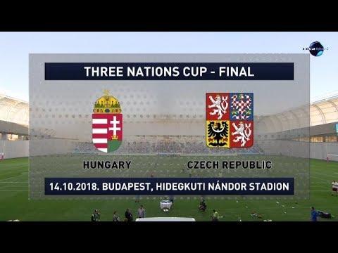 Magyarország - Csehorszag Three Nations Cup Döntő_Magyarország hírek, tájak, emberek, Budapest hírei és eseményei