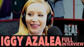 BigBoyTV - Iggy Azalea Talks About The Hate, Squashing Twitter Drama, New Single