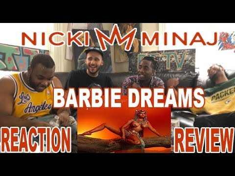 THE QUEEN!! 👑 NICKI MINAJ - BARBIE DREAMS (QUEEN ALBUM) REACTION/REVIEW