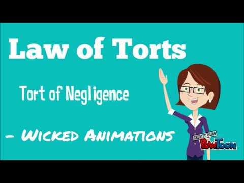 Tort of Negligence