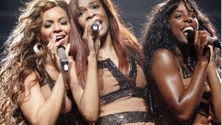 Destiny's Child Back Together! New Song on Kelly Rowland Album