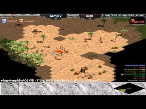 4vs4   GameTV vs Bách Chiến Bách Bại Ngày 07-10-2015 BLV: Bốp Bi