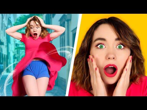 MASALAH CEWEK! Lika-Liku Masalah Cewek Seputar Fesyen dan Pakaian oleh Dunia La La, musikal lucu