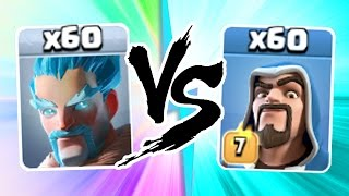 "Video Clash Of Clans - ""THE TRUTH"" - ICE WIZARDS vs WIZARDS!! - EPIC TROOP CLASH! MP3, 3GP, MP4, WEBM, AVI, FLV Mei 2017"