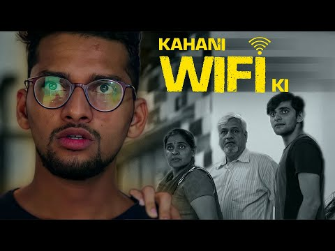 Kahaani WIFI ki....  Internet  Indians  Funcho Entertainment
