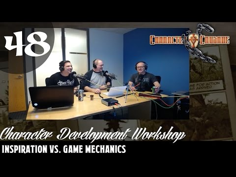 CC48: Inspiration vs. Game Mechanics