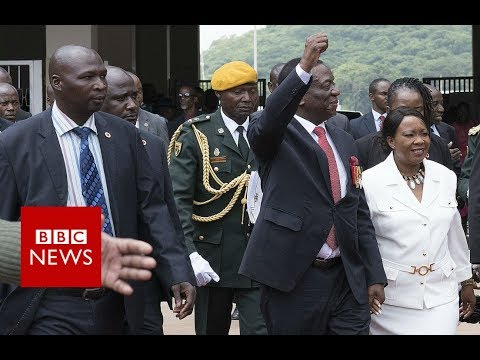 Video - Νέες θέσεις εργασίας υποσχέθηκε ο νέος πρόεδρος Ζιμπάμπουε
