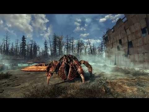 Fallout 4 - 5 Секретных противников (видео)