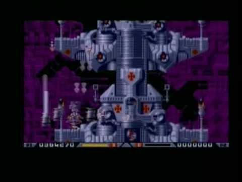 Xenon 2 : Megablast Amiga