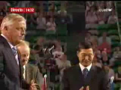 El Llanto de Roger Federer en Melbourne