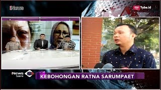Video Kebohongan Terkuak, Begini Kata Kuasa Hukum Ratna Sarumpaet - iNews Sore 03/10 MP3, 3GP, MP4, WEBM, AVI, FLV Oktober 2018