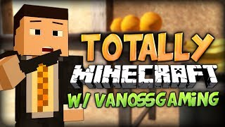 TOTALLY NOT MINECRAFT w/ VanossGaming and Friends (GMOD Prop Hunt)