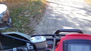 6. 2005 Arctic Cat 400 Automatic